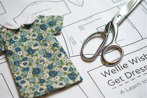 Wellie Wishers Doll Sewing Pattern Collection