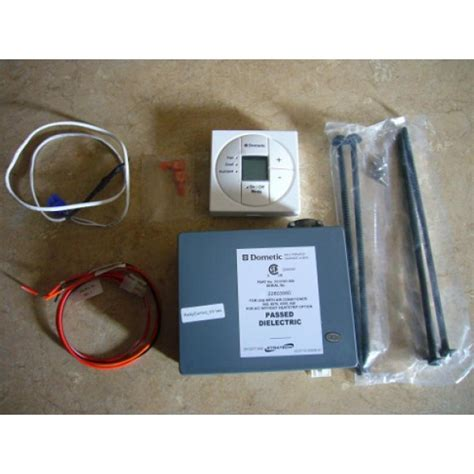 Single By Zona dometic 3313189 049 single zone lcd thermostat and