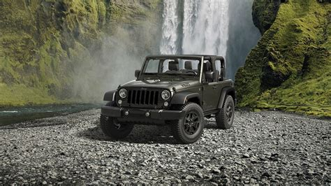 willys jeep offroad a look at the 2016 jeep wrangler limited edition models