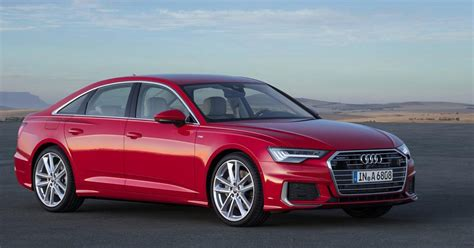 Audi A6 Car And Driver by αυτό είναι το νέο Audi A6 Audi A6 2018 Car Driver