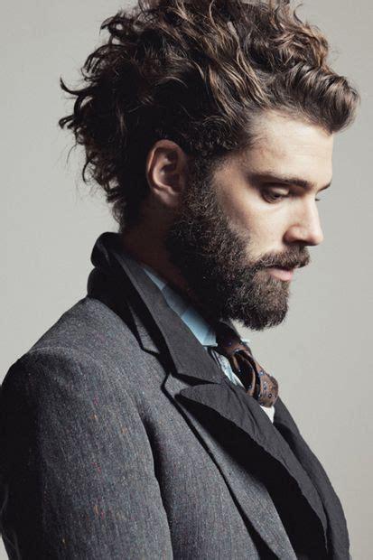 gentleman s haircut for curly hair la moda en tu cabello cortes de pelo y peinados para