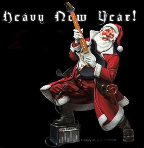 new year metal heavy new year da musica metal