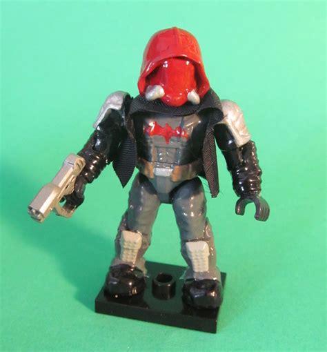 Lego Bertoyindo Mega Bloks Batman engineerio s design portfolio arkham mega bloks