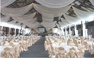 fabric draping on ceilings submited images