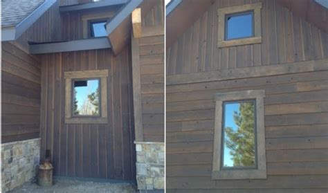 Interior Paneling Home Depot by Ranchwood Prefinished Wood Siding Montana Timber Products
