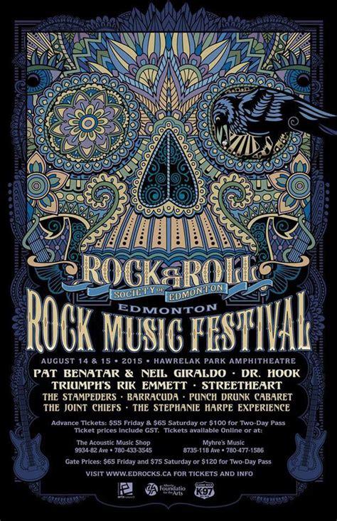 edmonton tattoo and art festival 2015 sixth annual edmonton rock music festival 2016