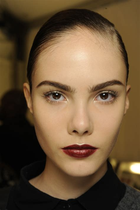 Fall Makeup Trends The Lip by Nyfw Fall Winter 2014 2015 Makeup Nail Trends