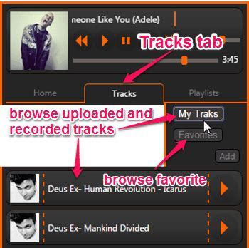 Play SoundCloud Music Without Additional Tabs [Chrome ...