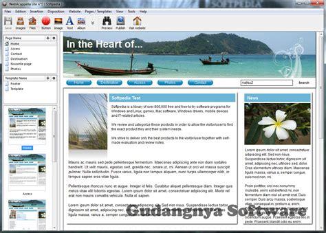 Membuat Web Mobile Untuk Orang Awam Cd web acapella 4 3 1 8 patch software pembuat website koleksi software
