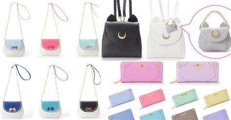 Sailor Moon X Thavasa Arthemist Wallet 2017 thavasa handbag collection handbags 2018