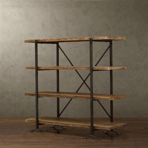 american country do the retro wrought iron shelf