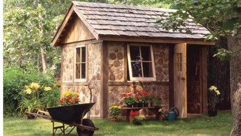 Diy Garden Storage Shed