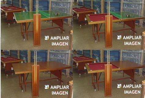 Casitas mesa de pool multifuncional 1pingpong com f 225 brica de