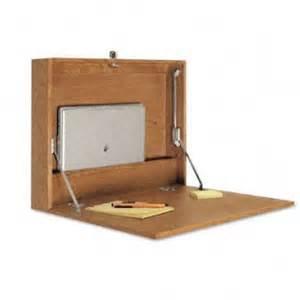 schreibtisch klappbar wand portable folding writing and computer desk wall mounted