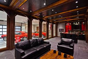 Man Cave Designs Garage Garage Ideas Man Cave Is A Part Of Convenient Garage