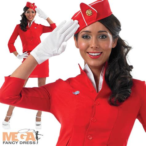 How To Dress For Cabin Crew by Cabin Crew Fancy Dress Air Hostess Fancy
