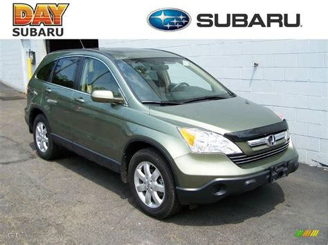 2007 honda cr v 4wd 2007 green tea metallic honda cr v ex l 4wd 15511217