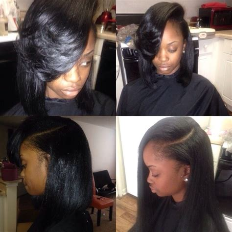 best hair to use for sew in 17 best images about sew in protective styles on pinterest
