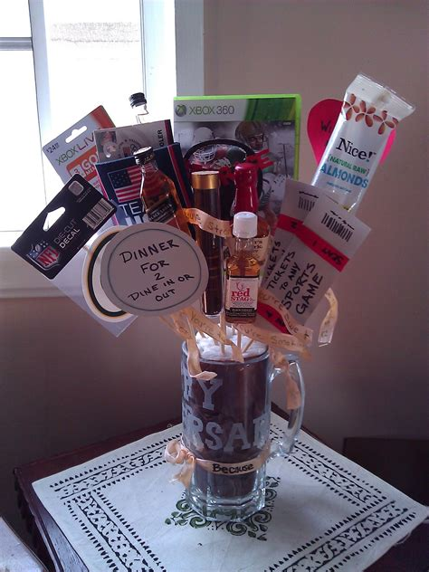 Anniversary Gifts For Men Engagement - my 2 year anniversary gift to my man i love you to