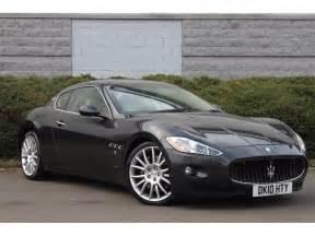 Maserati Insurance Quote Used Maserati Granturismo Coupe 4 7 S 2dr In Bristol