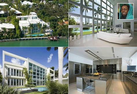 Lil Waynes House by Lil Wayne S Miami Home For Sale Drops Another 2 Million