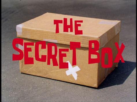 secret box the 100 best episodes of spongebob squarepants page 2