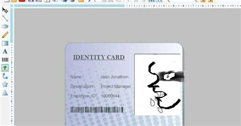 Software Untuk Membuat Kartu Nama Id Card software id card maker software 8 2 0 1 cara