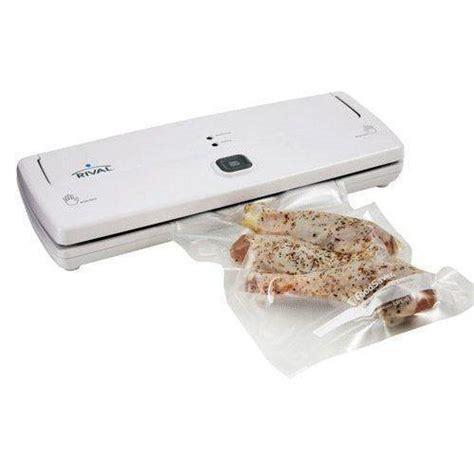 Vacuum Seal Rival Food Vacuum Sealer Ebay