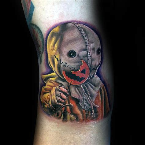 horror movie tattoo designs 80 horror tattoos for scary design ideas