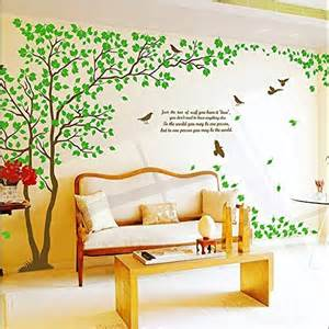 Amazon Wall Sticker Tree Wall Art Stickers Amazon Co Uk