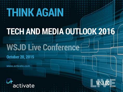 Tech Mobile And Media Outlook 2016 Slideshare | tech mobile and media outlook 2016
