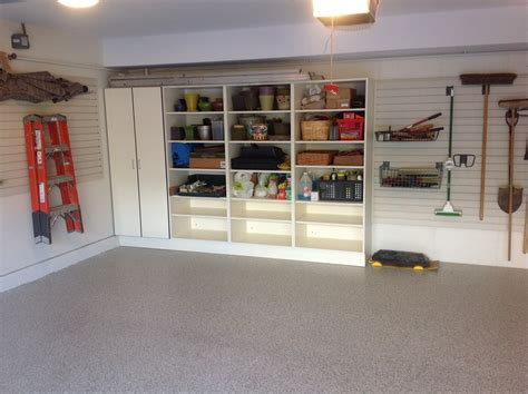 cheap garage shelves garage shelving ideas to make your garage a versatile