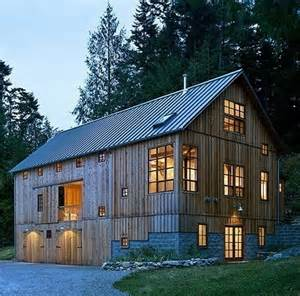 barn style home rustic barn style home unusual home design pinterest