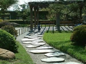 pas japonais en et all 233 e de jardin