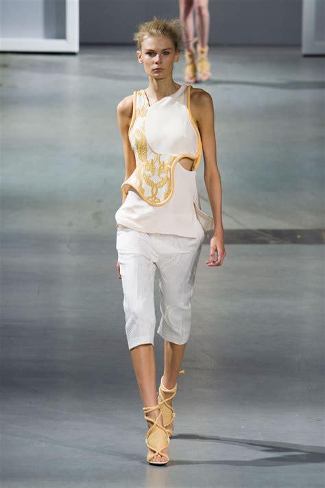 New York Fashion Week Phillip Lim by 3 1 Phillip Lim At New York Fashion Week 2015