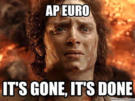 Ap Euro Memes - ap euro
