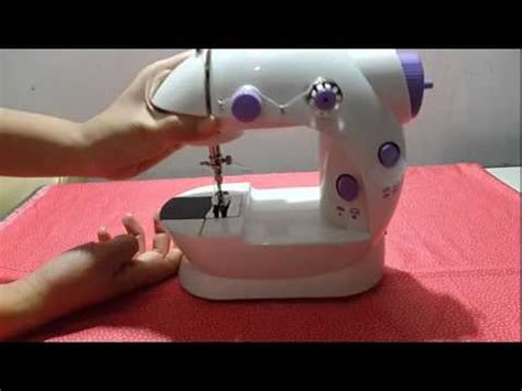 Termurah Handy Stitch Mesin Jahit Mini Portable mesin jahit mini mini sewing machine minghui funnycat tv