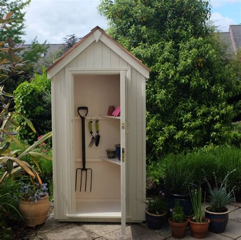 Sentry Shed by Sentry Box Tool Store By The Handmade Garden Storage