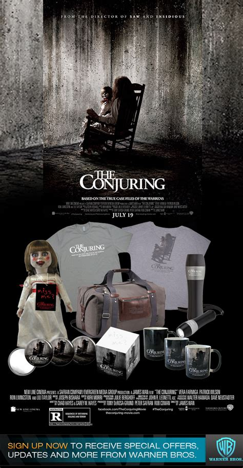 annabelle doll t shirt you can win a quot the conjuring quot prize pack toofab