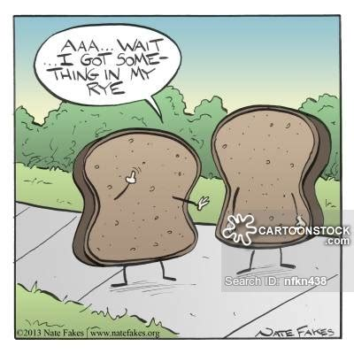 whole grain jokes rye bread and comics pictures from
