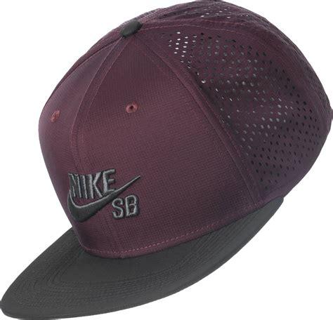 imagenes de gorras nike sb nike sb performance trucker cap maroon black