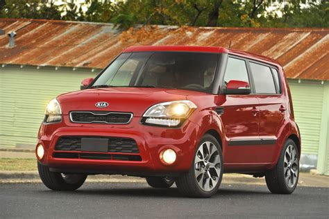 2013 Kia Soul Features 2013 Kia Soul Technical Specifications And Data Engine