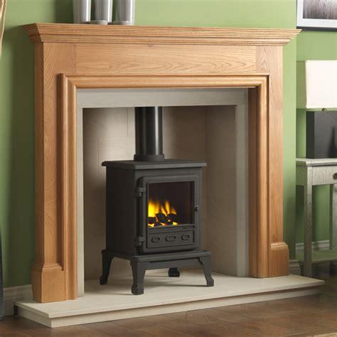 oak gas fireplace gallery howard 54 quot oak fireplace with optional firefox 5