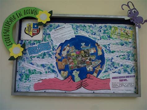 cartelera escolar sobre el agua cartelera ambiental imagui
