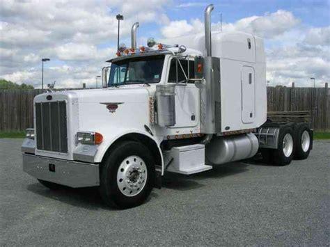 Cat Truck With Sleeper by Peterbilt 379 2003 Sleeper Semi Trucks