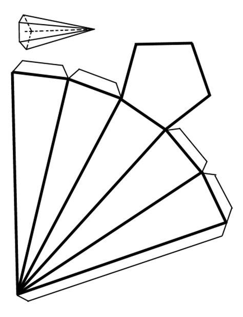 figuras geometricas en 3d para armar lleg 211 la hora de estudiar figuras geom 233 tricas para armar