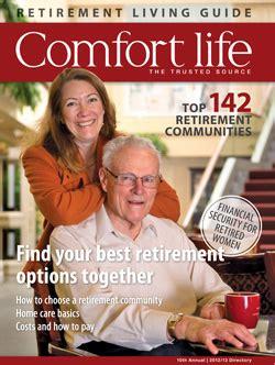 senior comfort guide senior living communities how to make the right