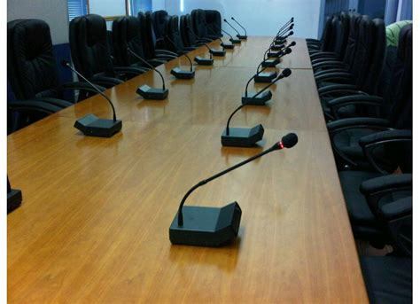 Conference Room Microphone by Boardroom And Conference Room Microphone System