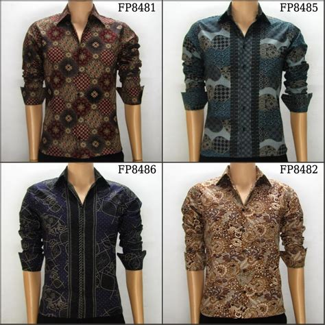 Harga Baju Batik by Model Jubah Batik Hairstylegalleries