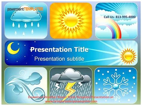 powerpoint templates free weather download weather powerpoint template authorstream